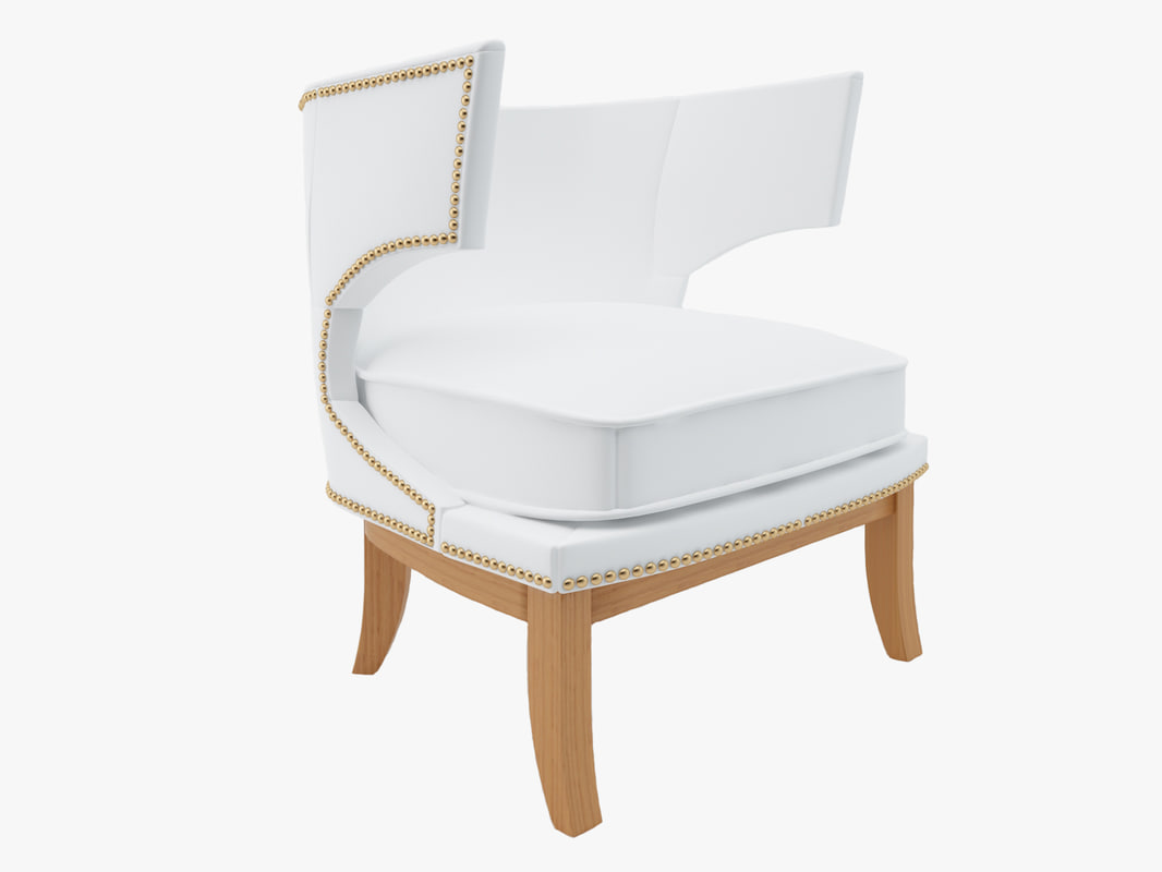 Napoli Wingback Chair.Ivory Leather preview.jpg