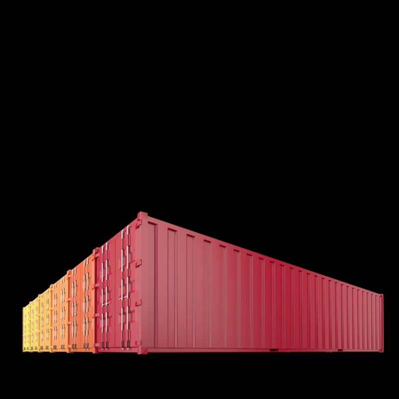 40ft Containers 2