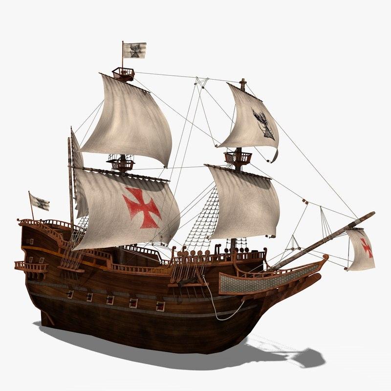 INVICTUS ship