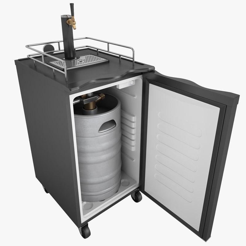 Tap Beer Refrigerator 01_01.jpg