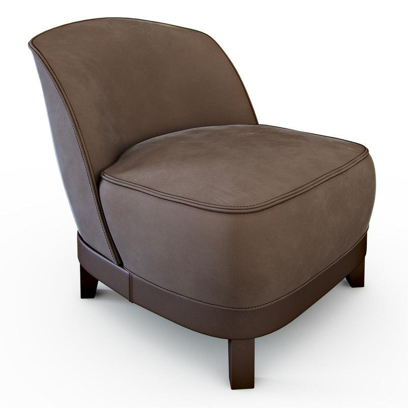 armchair busnelli swing max