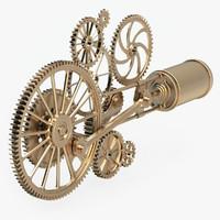 tools 3D models