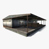 sawmill 3D models