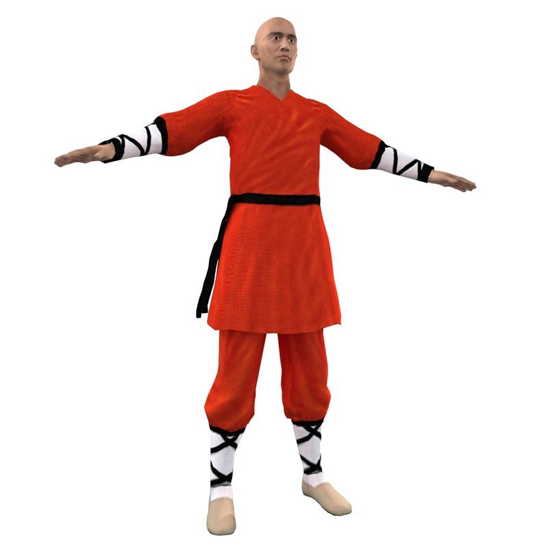 Shaolin Monk 1