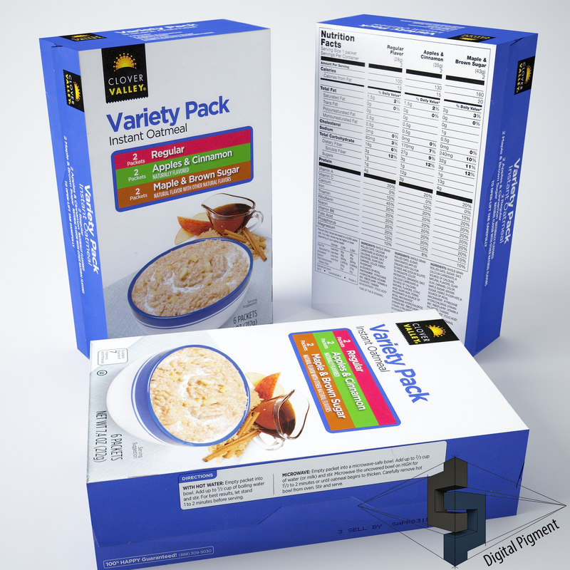 Clover valley Oatmeal