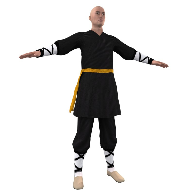 Shaolin Monk 6