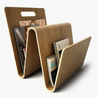 Magazine Holder 3D models