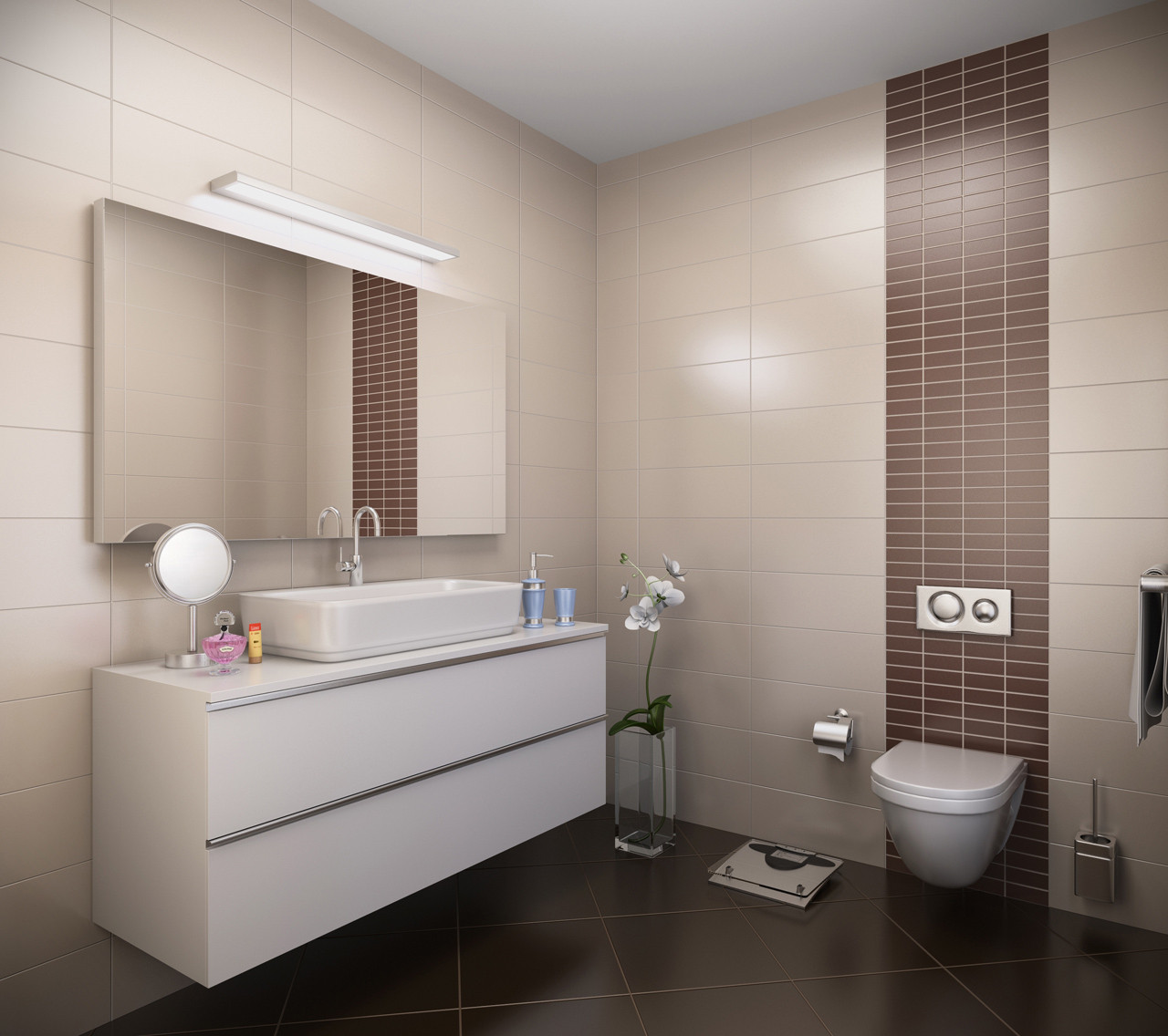 3ds max bathroom interior for Design your bathroom 3d