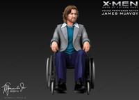 Charles Xavier 3D models