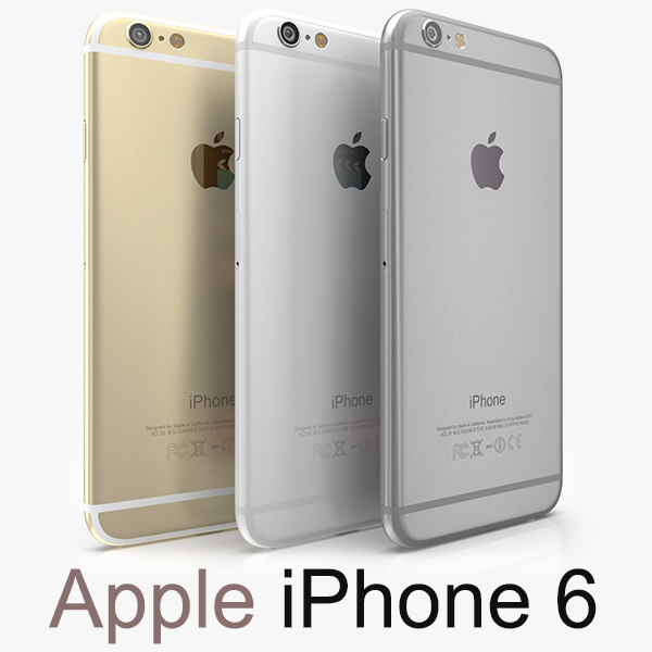 Combo Apple Iphone 6 All Colors