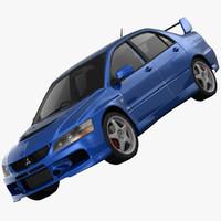 Lancer 3D models