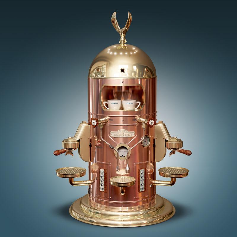 elektra coffee machine