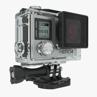 camera 3d models