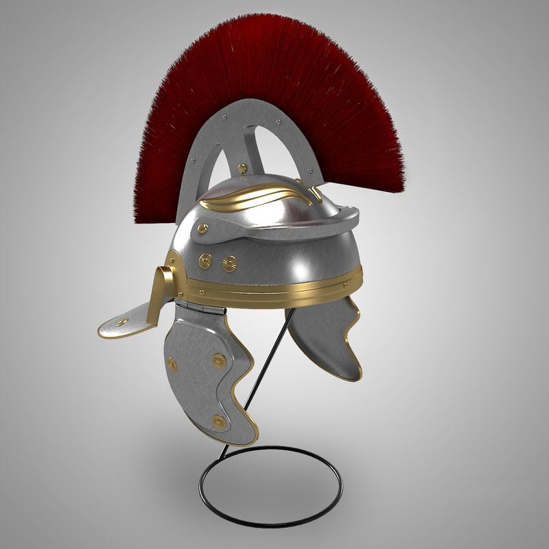 Roman Helmet(1)