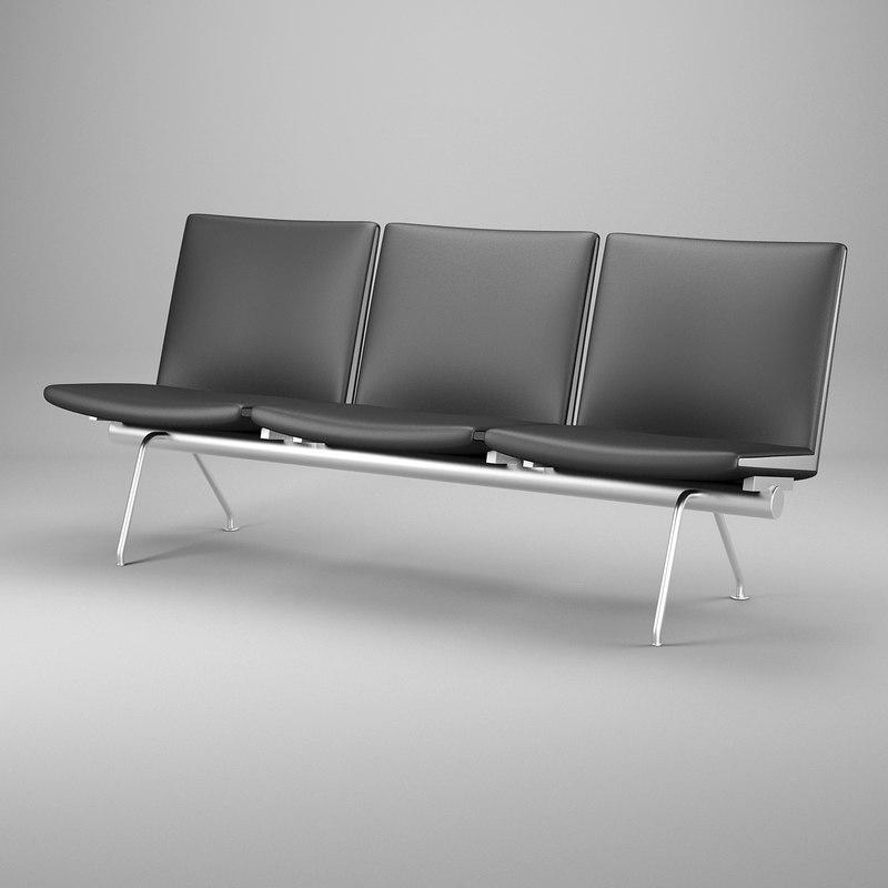 CH403 Sofa - Hans J. Wegner