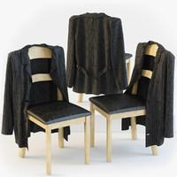 Corduroy Jacket 3D models