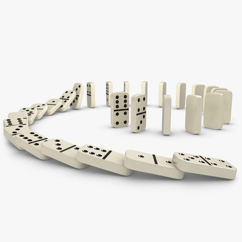 Dominoes (ANIMATED)