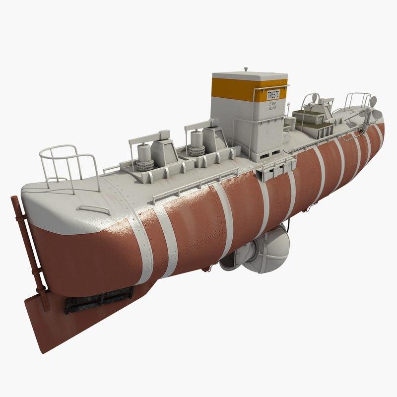 p a c trieste submarine - photo#3