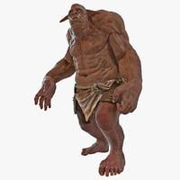 troll 3D models