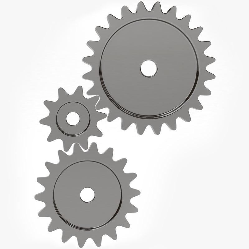 Gear Wheels A