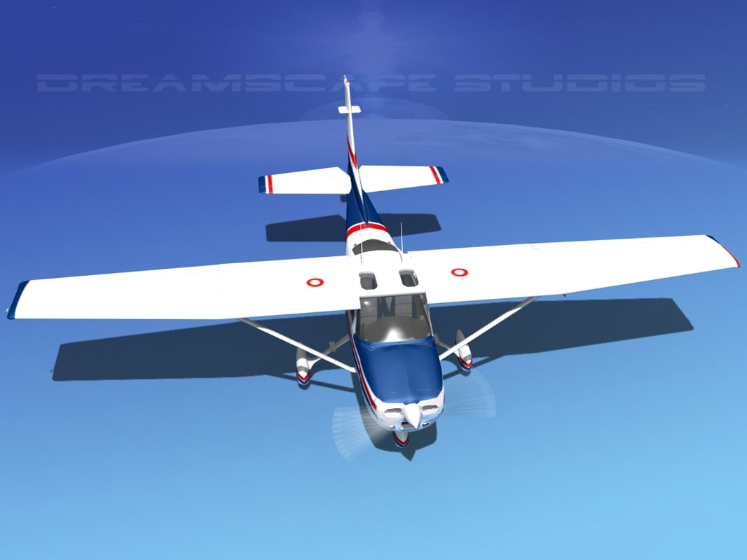Cessna 182 Skylane V04