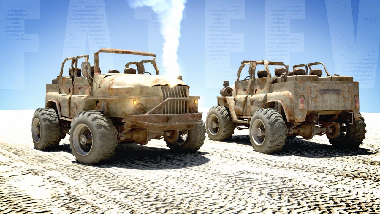 Wasteland Buggy