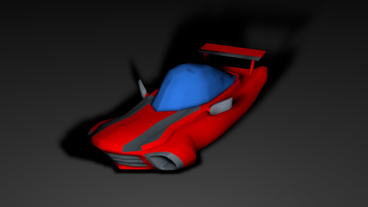 Where Can I Find D Car Models With Uv Maps