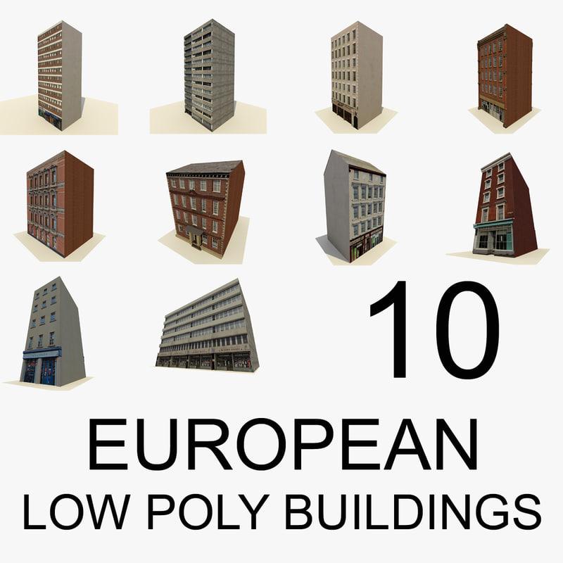 10 LOW POLY BUILDINGS.jpg