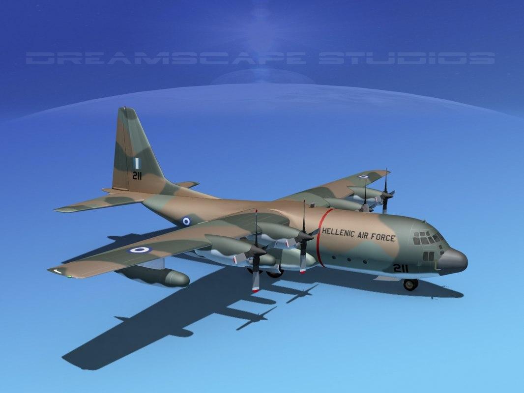 Lockheed C-130 Hercules Greece