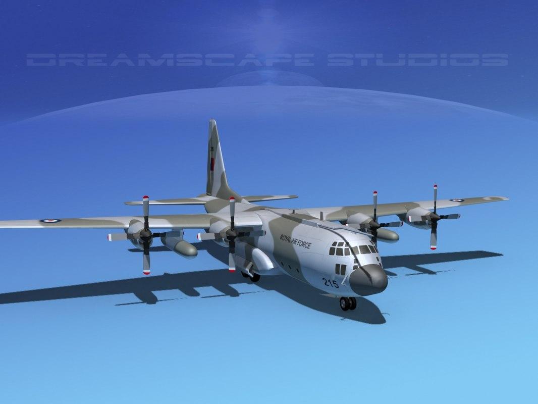 Lockheed C-130 Hercules RAF