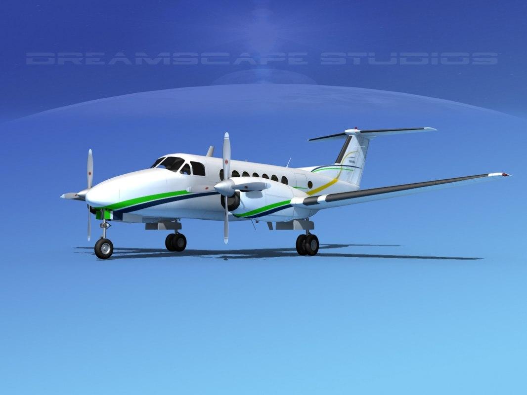 Beechcraft King Air 350GT V090001.jpg