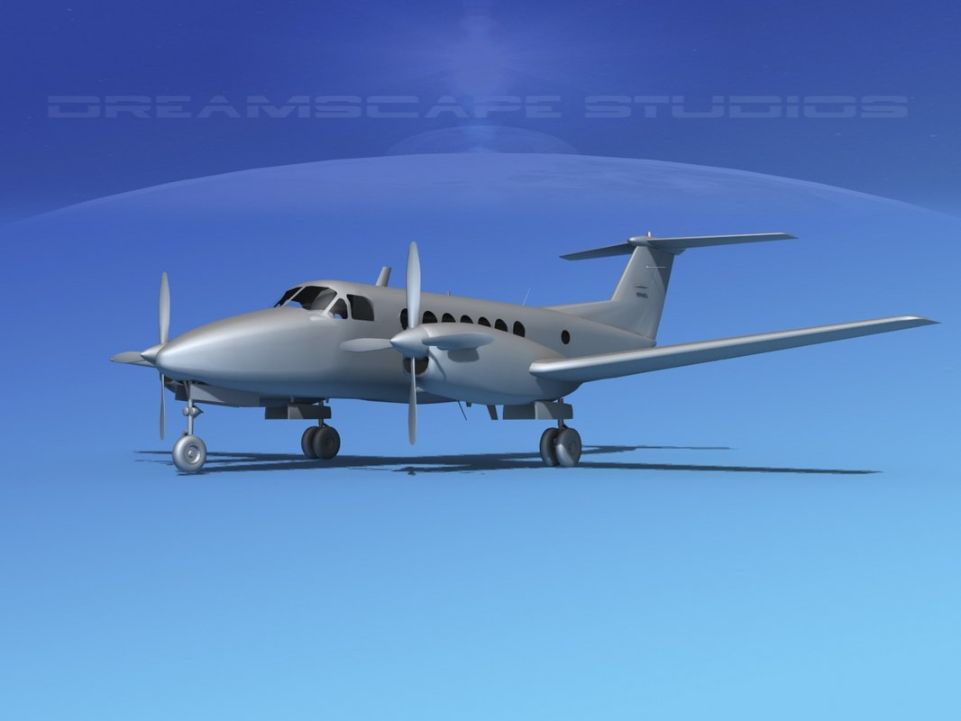 Beechcraft King Air 350GT VBM0001.jpg