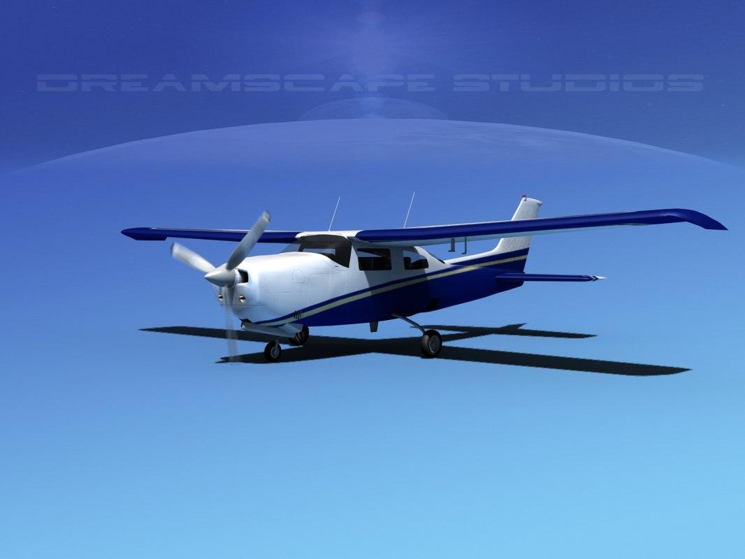 Cessna C-210 Centurion V110001.jpg