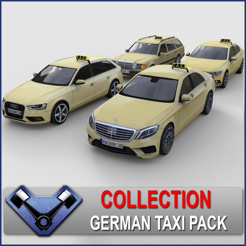 German Taxi Pack