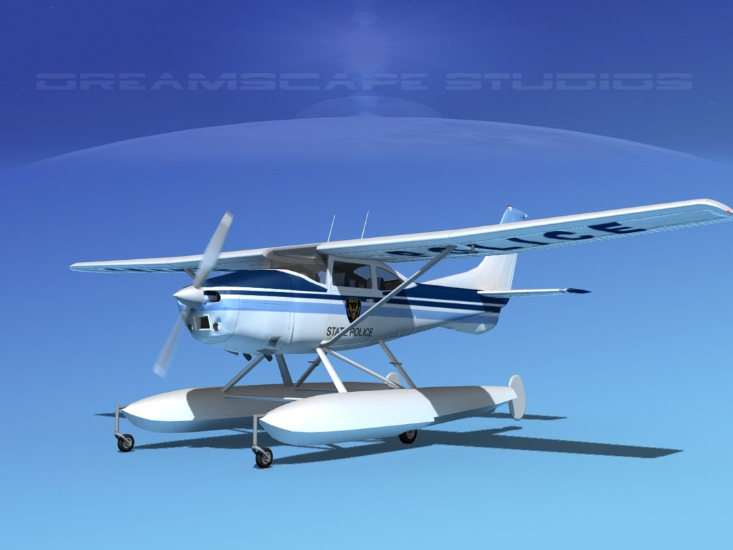 Cessna C-182 Skylane Seaplane TS090001.jpg