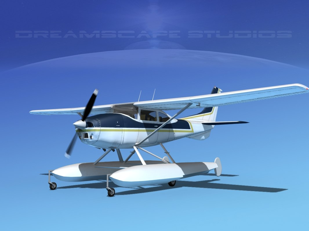 Cessna C-182 Skylane Seaplane TS140001.jpg