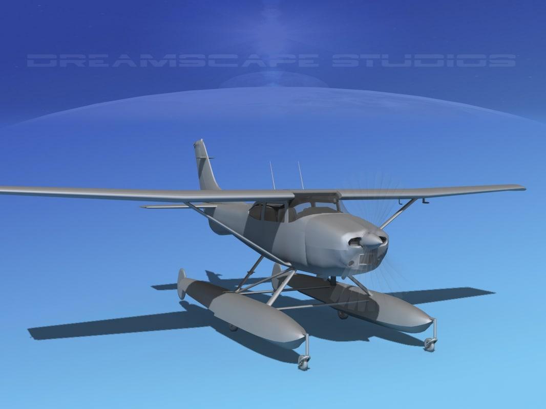 Cessna 182 Skylane Seaplane VBM