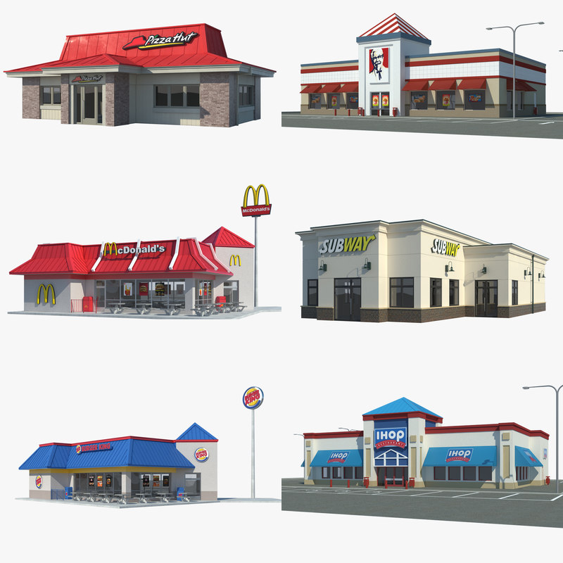kfc and mcdonalds a model Of kfc on mcdonald's and that demand expansion is more plausible with  mcdonald's positive spillover  mating a structural model of entry and exit  decisions.