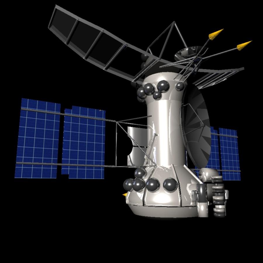 spacecraft venera 16 - photo #14