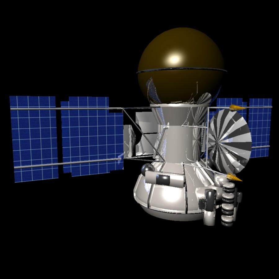 venera 9 spacecraft - photo #4