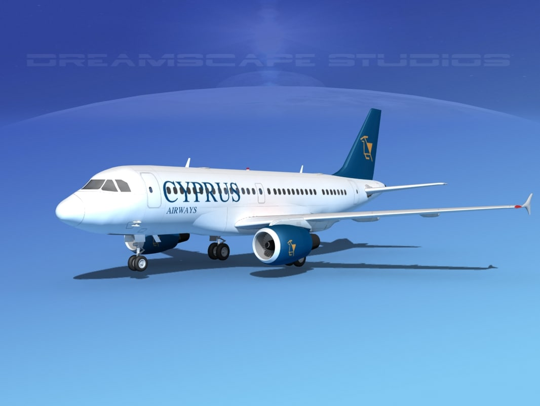 Airbus A319 Cyprus
