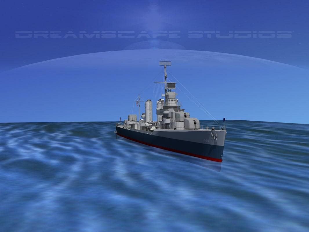 Gleaves Destroyer USS Ingraham DD444 0020.jpg