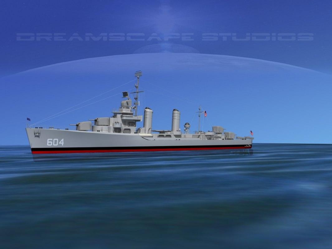 Benson Class Destriyer USS Parker DD604 .jpg