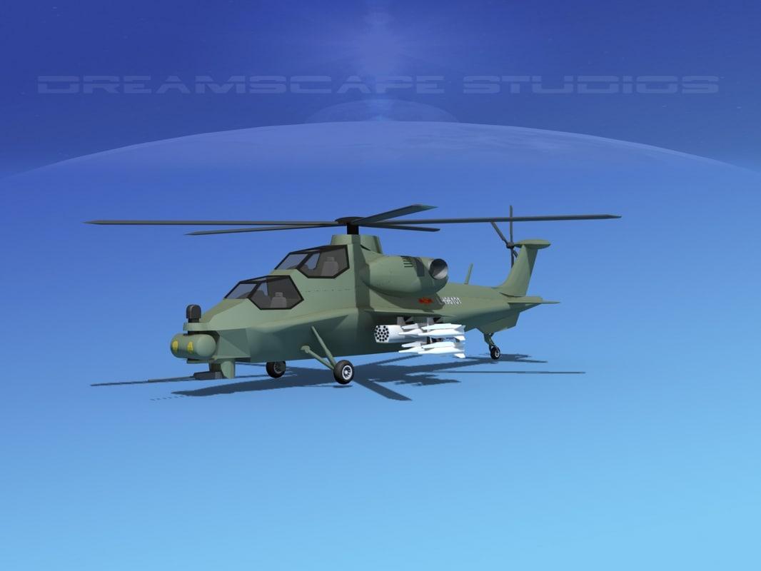 WZ-10 Assault Helicopter V01 0001.jpg