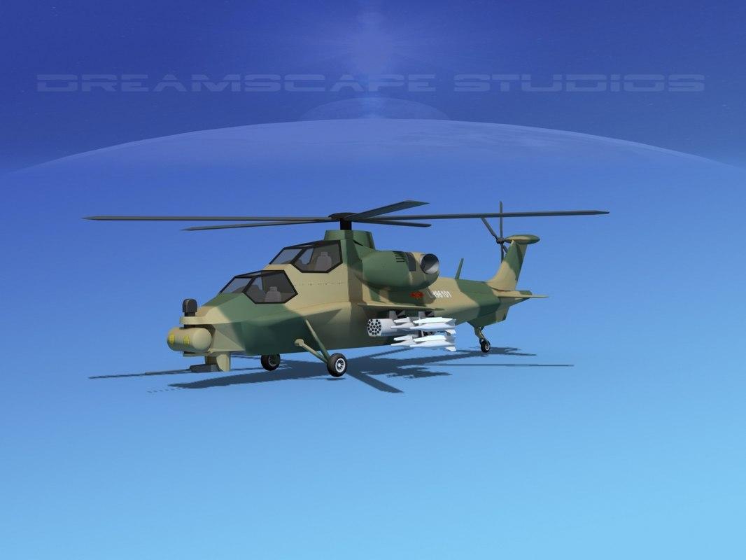 WZ-10 Assault Helicopter V03 0001.jpg