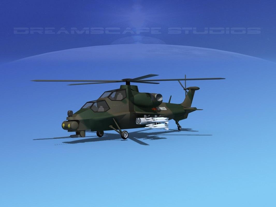 WZ-10 Assault Helicopter V04 0001.jpg