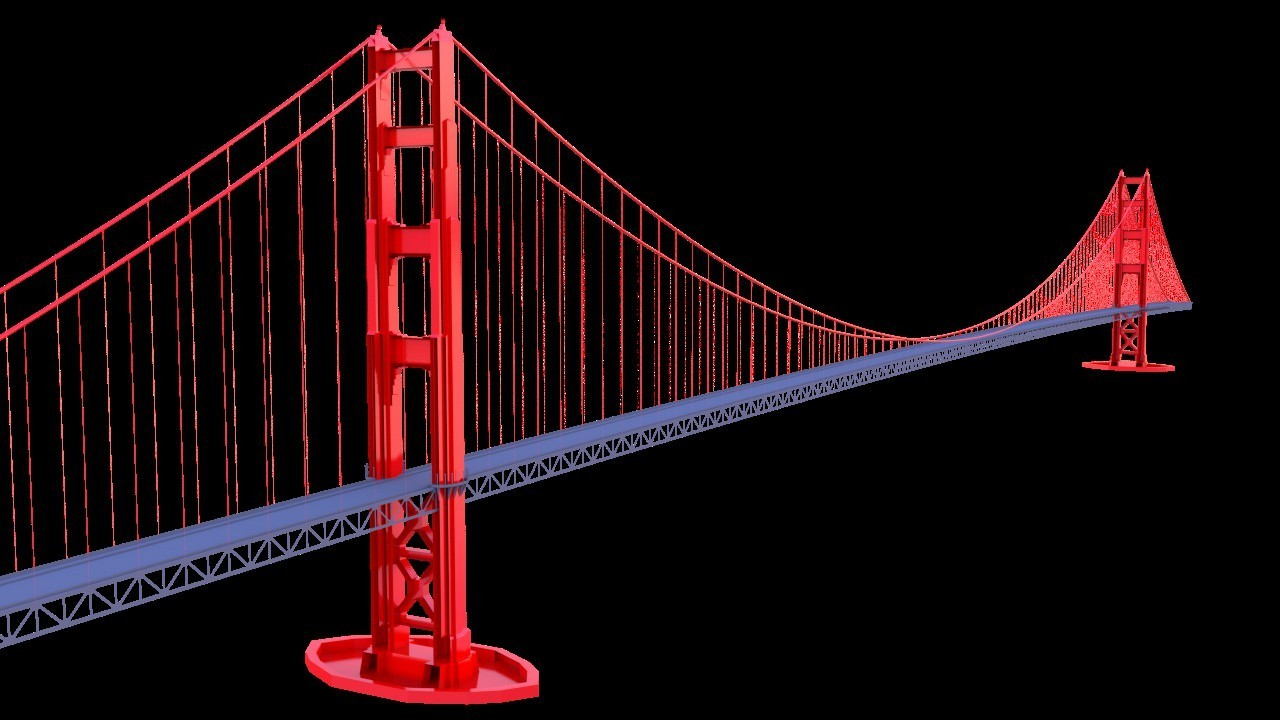 suspension bridge research paper with no 1990 society for industrial and applied mathematics vol 32, no  this paper  surveys an area of nonlinear functional analysis and its applications  periodic  oscillation in suspension bridges: facts old and new  this research was  supported in part by grant dms-8722593 and grant dms-8722532 from.