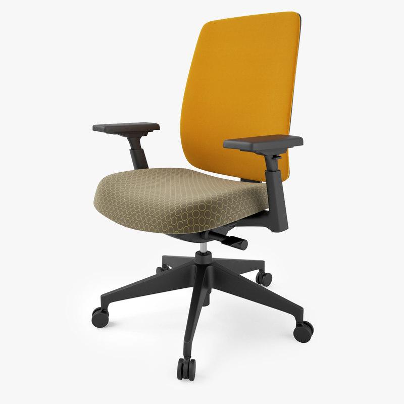 obj haworth lively task chair
