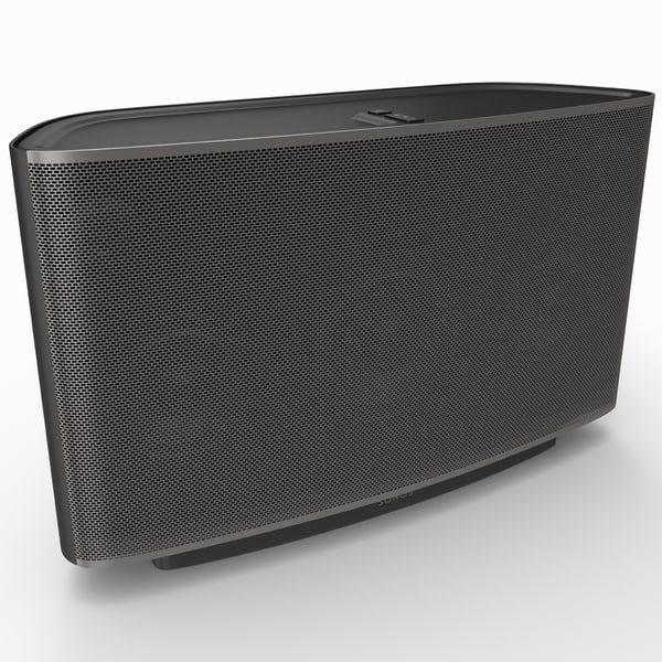 Wireless Music Player Sonos PLAY 5 3D Models