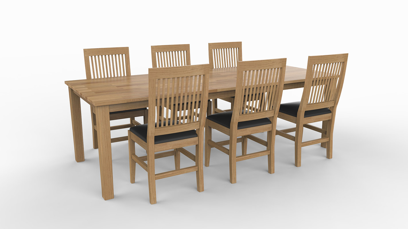 Large kitchen table with chairs.323.jpg
